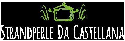 Strandperle Da Castellana - Logo